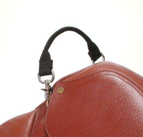 Rolled Grab Strap - JT Equiroyal English Nylon Grab Strap