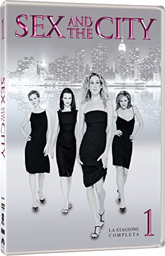 sex and the city -season 01 (3dvd) box set dvd Italian Import by sarah jessica parker