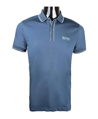 20f400ab9 Amazon.com: Hugo Boss Mens Golf Shirt Paddy Pro 5: Clothing
