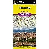 Tuscany Adventure Map