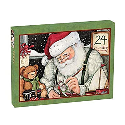 Lang Santas Workshop By Susan Winget Puzzle 1000 Piece By Perfect Timing Puzzles