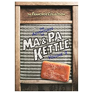 The Adventures of Ma & Pa Kettle: Volume Two (At the Fair / On Vacation / At Home / At Waikiki)