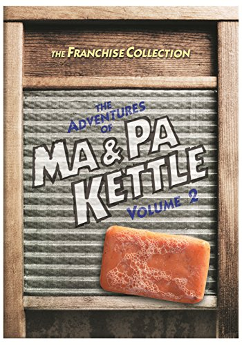 The Adventures of Ma & Pa Kettle: Volume Two (At the Fair / On Vacation / At Home / At Waikiki) ()