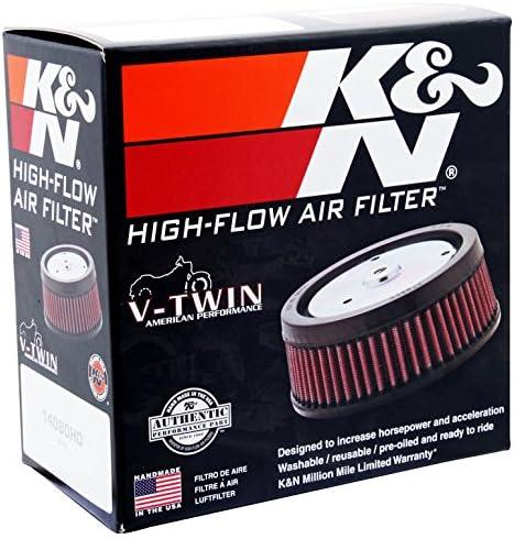 Hd 0800 K N Ersatz Luftfilter Kompatibel Mit H D Twin Cam Screamin Eagle Element Powersports Luftfilter Auto