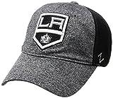 zephyr la kings hat - Zephyr NHL Los Angeles Kings Women's Harmony Performance Hat, Adjustable, Grey/Black