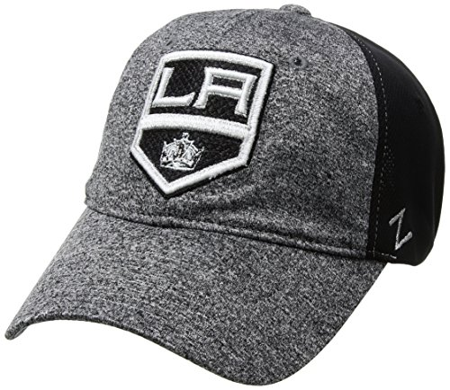 Zephyr NHL Boston Bruins Women's Harmony Performance Hat, Adjustable, Grey/Black ()