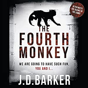 The Fourth Monkey Audiobook