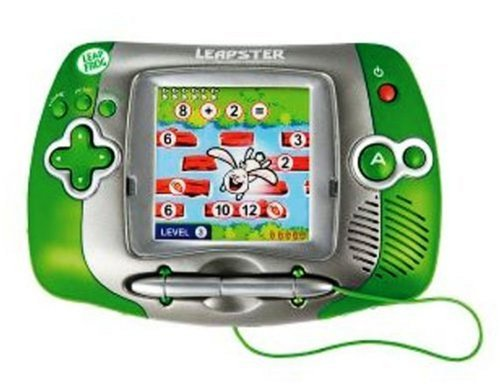 Princess Game System (LeapFrog Leapster Learning Game System - Green)