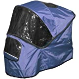 Pet Gear Weather Cover for Sportster Pet Stroller, Lilac