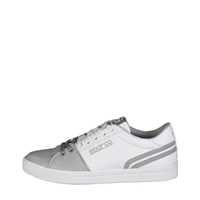 Sparco Men s Trainers Bianco f4298a73c