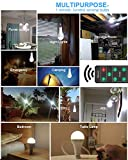 Flyhoom Solar LED Camping Lights