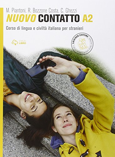 Nuovo Contatto A2 (Libro dello Studente+Audio)