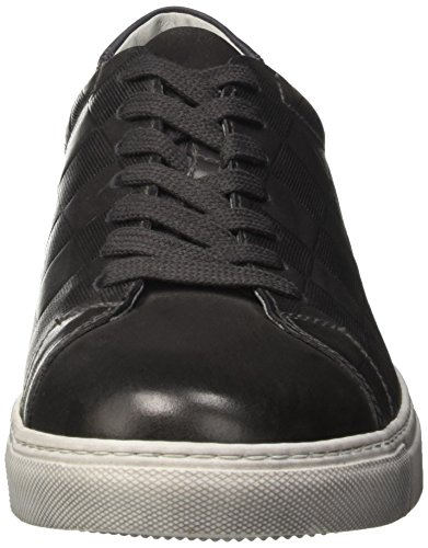 Nero Giardini A705370u, Sneaker Basse Uomo Grigio (Kenia Antracite)