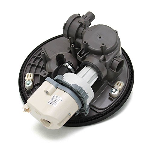 dishwasher pump assembly - 8