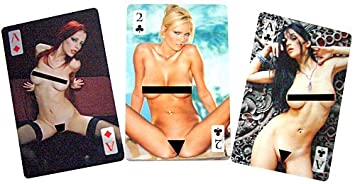 Adult porn playing cards that would