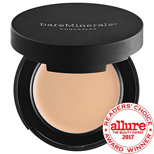 Bare Escentuals bareMinerals Deluxe Correcting Concealer Broad Spectrum SPF 20 Light 1 Large Size 4 g / 0.14 oz. No Box