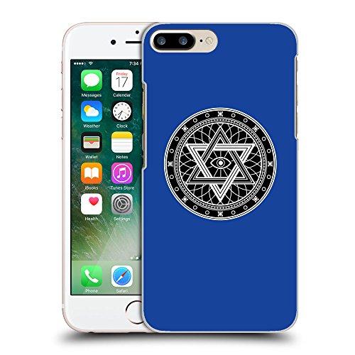 GoGoMobile Coque de Protection TPU Silicone Case pour // Q08340613 Mystique occulte 13 Bleu // Apple iPhone 7 PLUS