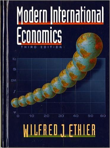 Pdf ebook gratis download Modern International Economics (Third Edition) PDF DJVU