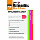 Common Core Mathematics Tips and Tools Grade 3, Newmark Learning, LLC, 1478808233