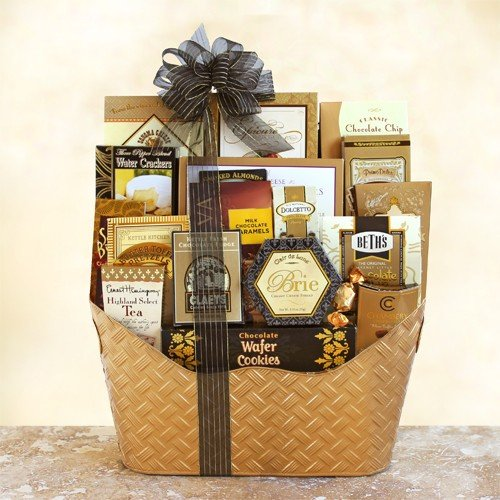 The Aristocrat Gourmet Gift Basket