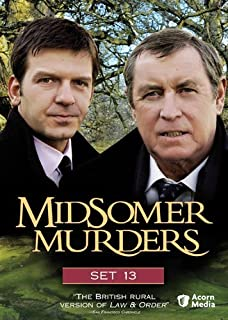 Midsomer Murders Set 13 Dance With The Dead Animal Within Kings