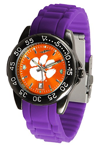 Clemson Tigers Fantom Sport Silicone Men's Watch ()