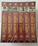Crusade in Europe 1-6 (6pc VHS) : Based on General Dwight D. Eisenhower's Book