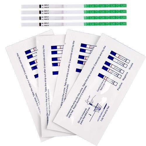 Ecloud ShopUS® 30 Ovulation Predictor + 10 Early Pregnancy