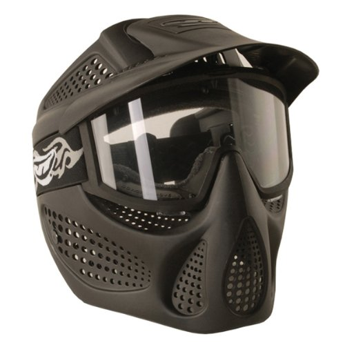 JT USA Invader 2 Thermal Paintball Mask - Elite Mask Thermal Paintball