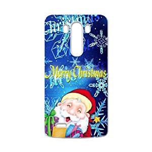 Moonmini Merry Christmas Santa Claus Gifts Pattern Custom Case for LG G3 by supermalls