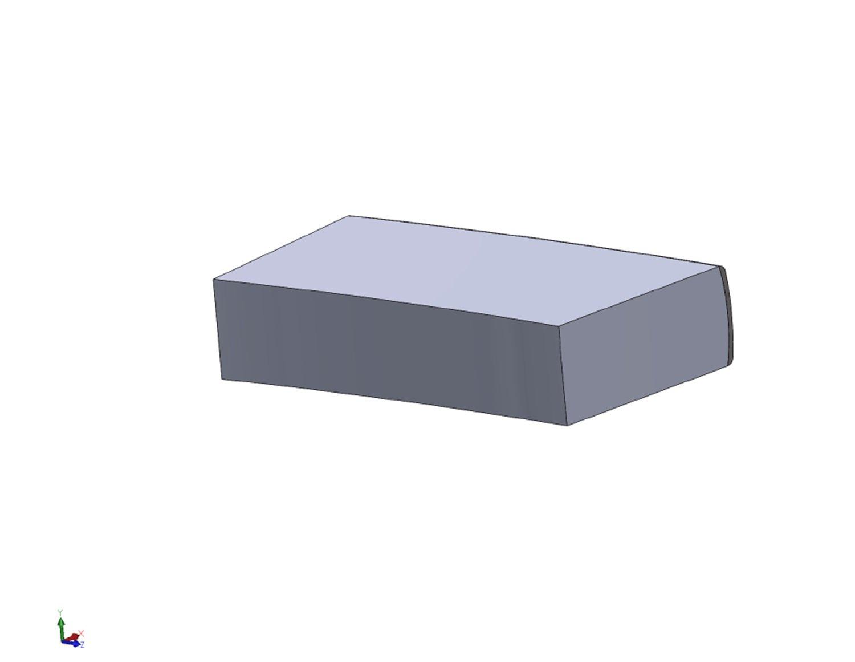 Hastings 2C6094060 8-Cylinder Piston Ring Set
