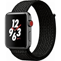 Apple Watch Nike+ Series 3 42mm GPS + Cellular Watch (Unlocked) (Space Gray)