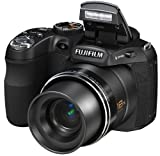 Fujifilm FinePix S2700 12.2MP Digital Camera with 18x Optical Zoom, 3″ Color LCD For Sale