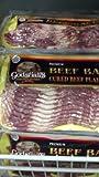 Godshalls Beef Bacon 12 Oz (6 Pack)