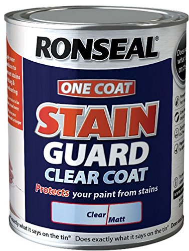 Ronseal One Coat Stain Guard Clear Coat 2.5L