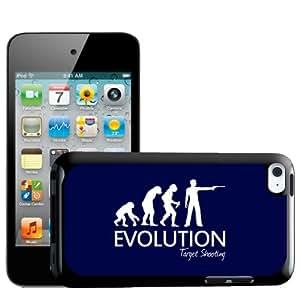 Fancy A Snuggle diseño de la evolución de carcasa rígida para Apple iPod Touch 4th generación