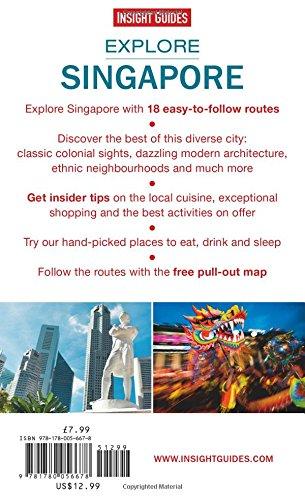 Insight Guides: Explore Singapore (Insight Explore Guides)