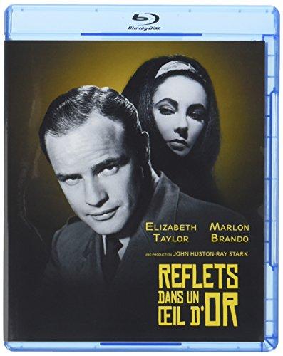 Reflections in a Golden Eye ( Spiegelbild im goldenen Auge ) [ NON-USA FORMAT, Blu-Ray, Reg.B Import - France ] ()