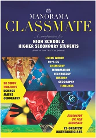 Amazon in: Buy Classmate - A Companion for High School and
