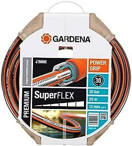 Gardena Premium SuperFLEX Hose 13 mm 1/2 20 m