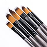 Mont Marte Gallery Series Acrylic Brush Set, 6 - Best Reviews Guide