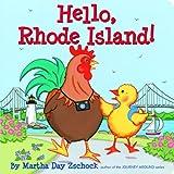 Hello Rhode Island!, Martha Day Zschock, 1933212624