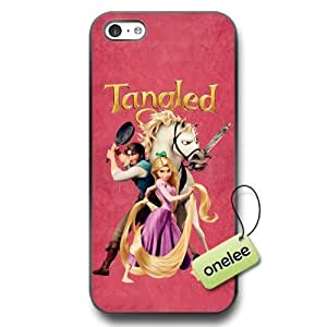 Disney Tangled Soft Hard(PC)Diy For Ipod mini Case Cover Personalized Disney Princess Rapunzel Diy For Ipod mini Case Cover ; Cover - Black
