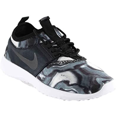 new arrivals 2f854 2bd78 Nike Juvenate Print Women s Running Shoes 749552-006 6y Black   Cool Grey -  Black