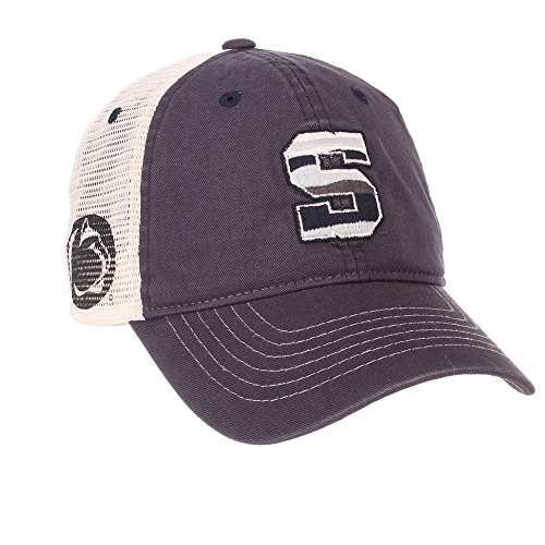 Football Mesh Cap (Elite Fan Shop Penn State Nittany Lions Trucker Hat - Navy)
