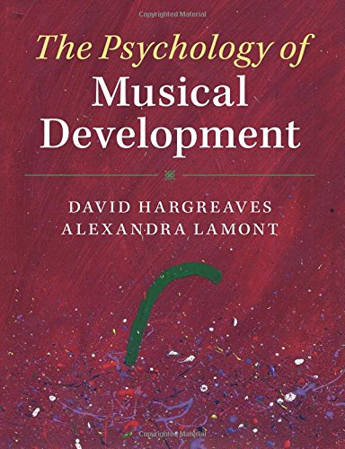 Download The Psychology of Musical Development pdf