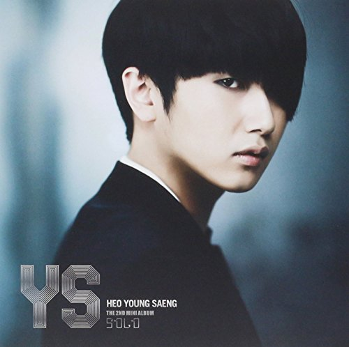 Heo Young Saeng - Solo (Limited Edition) (Hong Kong - Import)