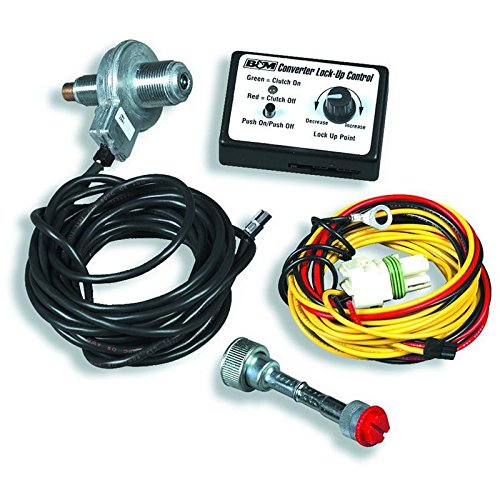B&M 70244 Transmission Accessories Converter Lockup Controller Automatic Transmission Torque Converter ()