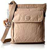 Kipling Machida Solid Crossbody Bag, Hummus