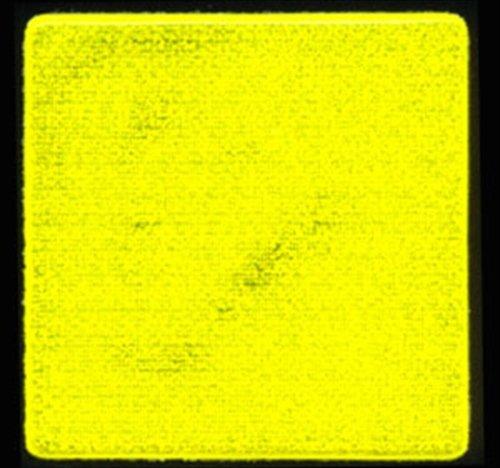 <3M><スコッチライト> ハイグロス スパークルフィルム 6500シリーズ (431.8mm×100m 1本, 蛍光ライムイエロー【6587】) B00PXLCXGK